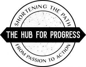 Hub for Progress logo